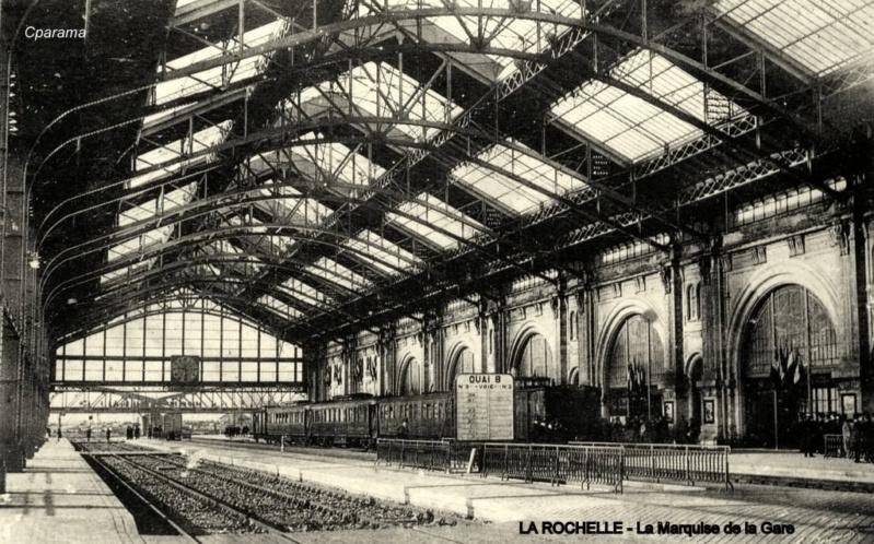 Gare de La Rochelle-Ville (PK 179) Sans-t15
