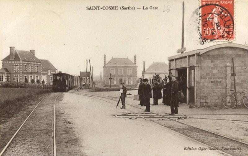 Tramways de la Sarthe - Page 2 Scev111