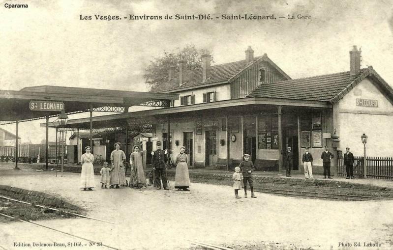 [88] Gares des Vosges Sl110