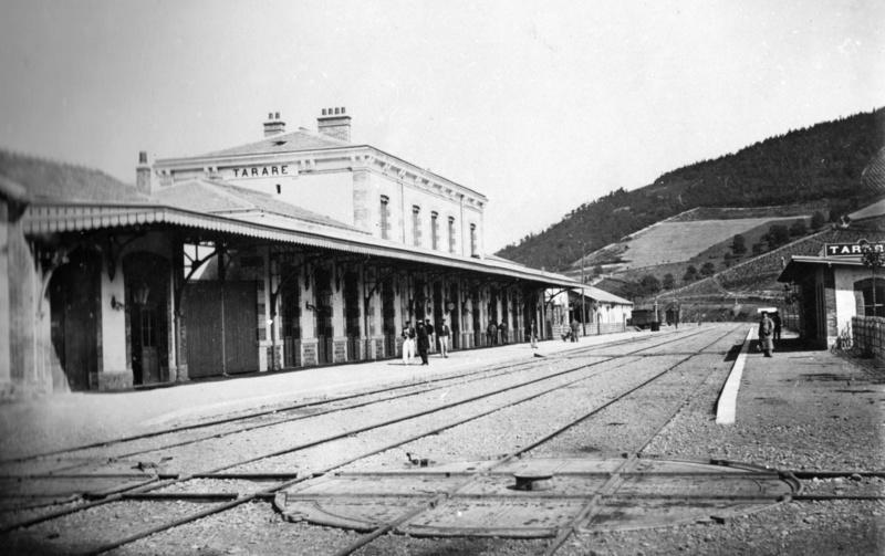 Gare de Tarare (PK 462,7) T212