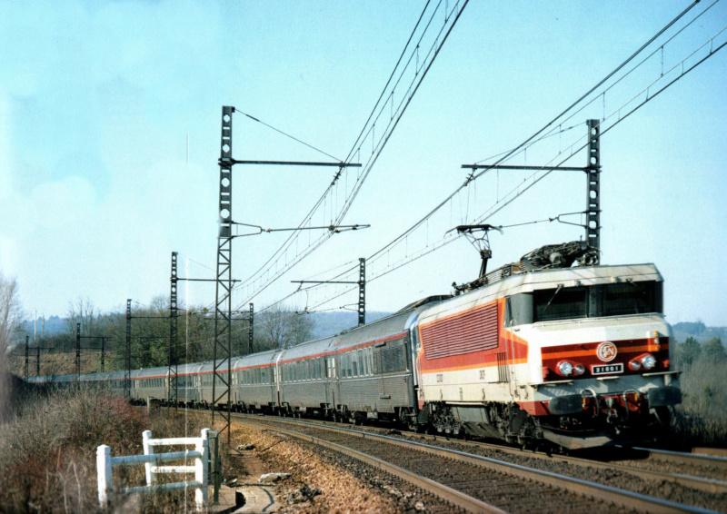 Locomotives CC 21000 Tanlay10