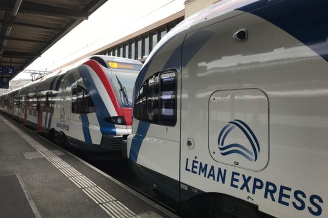 Léman Express (Haute-Savoie/Ain/Suisse) Topele31