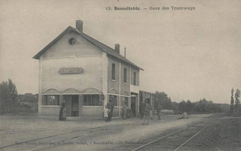 Tramways de la Sarthe - Page 2 Tramwa11