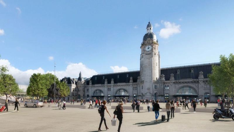 Gare de La Rochelle-Ville (PK 179) Vue_de10