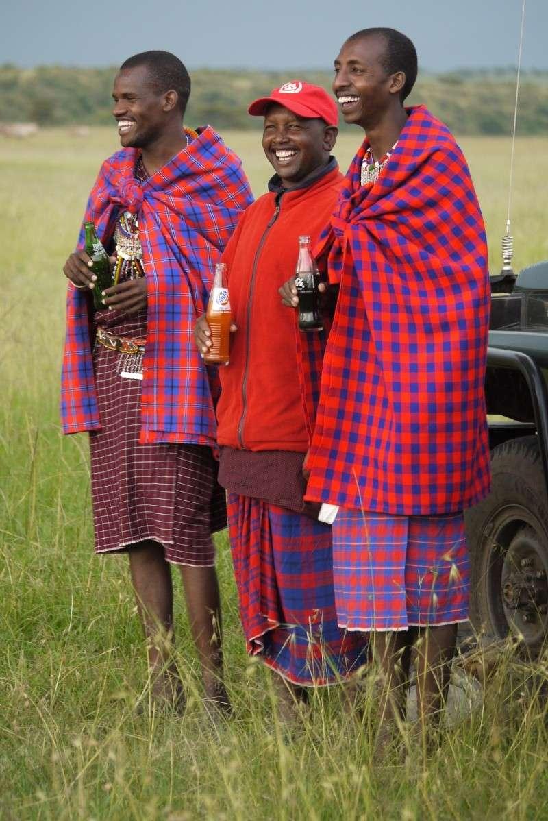 Nyota and Moja Masai Mara June 2012 P1040510