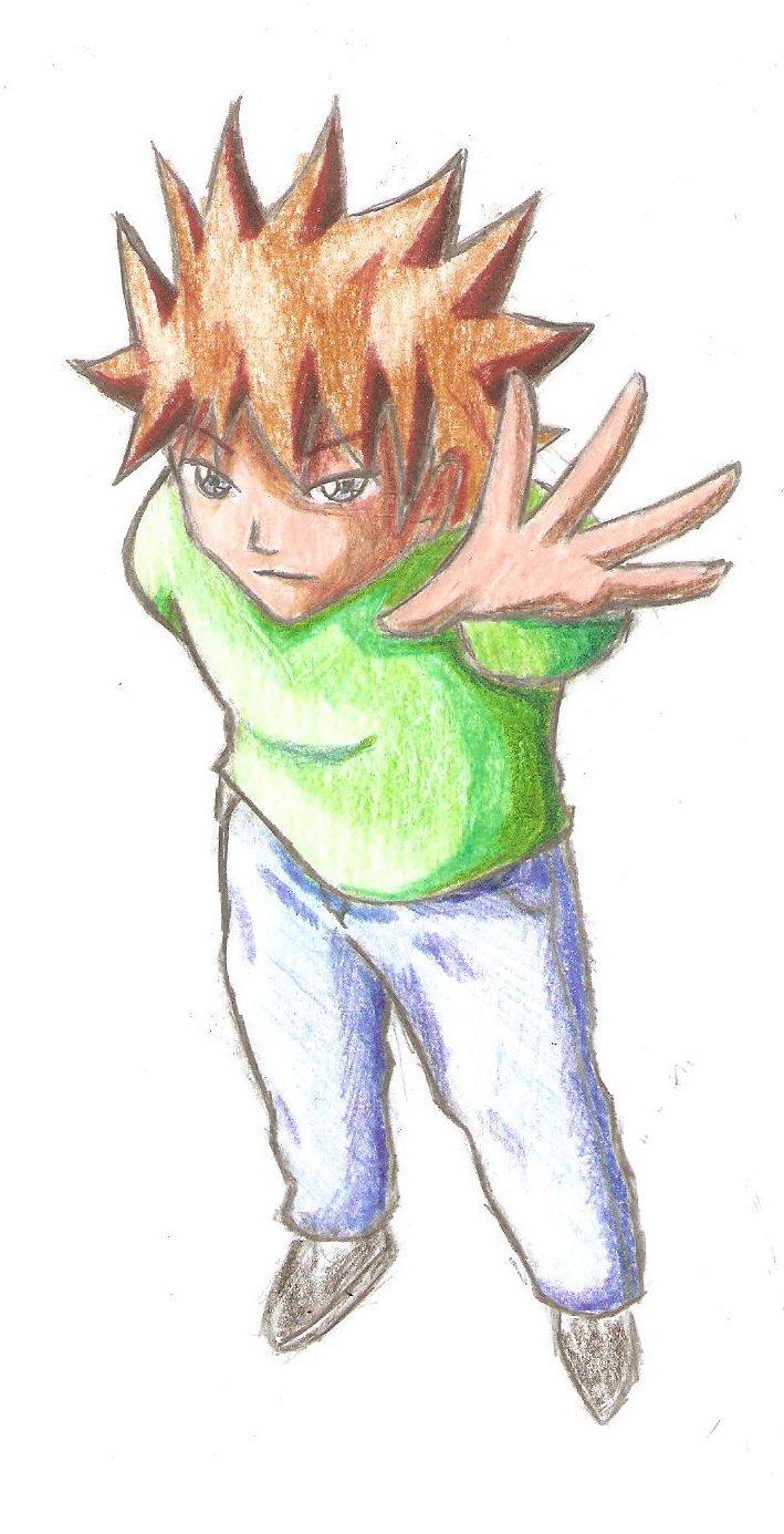 Mes dessins: Ji-san Dessin12