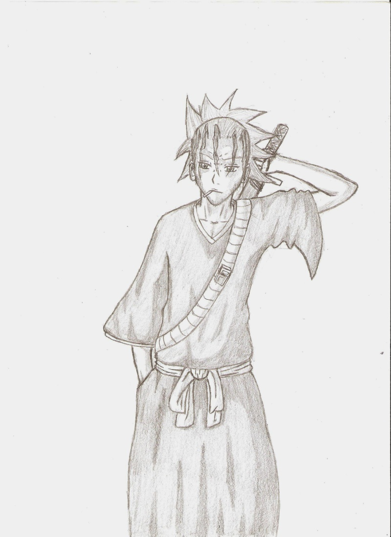 Mes dessins: Ji-san Edward11