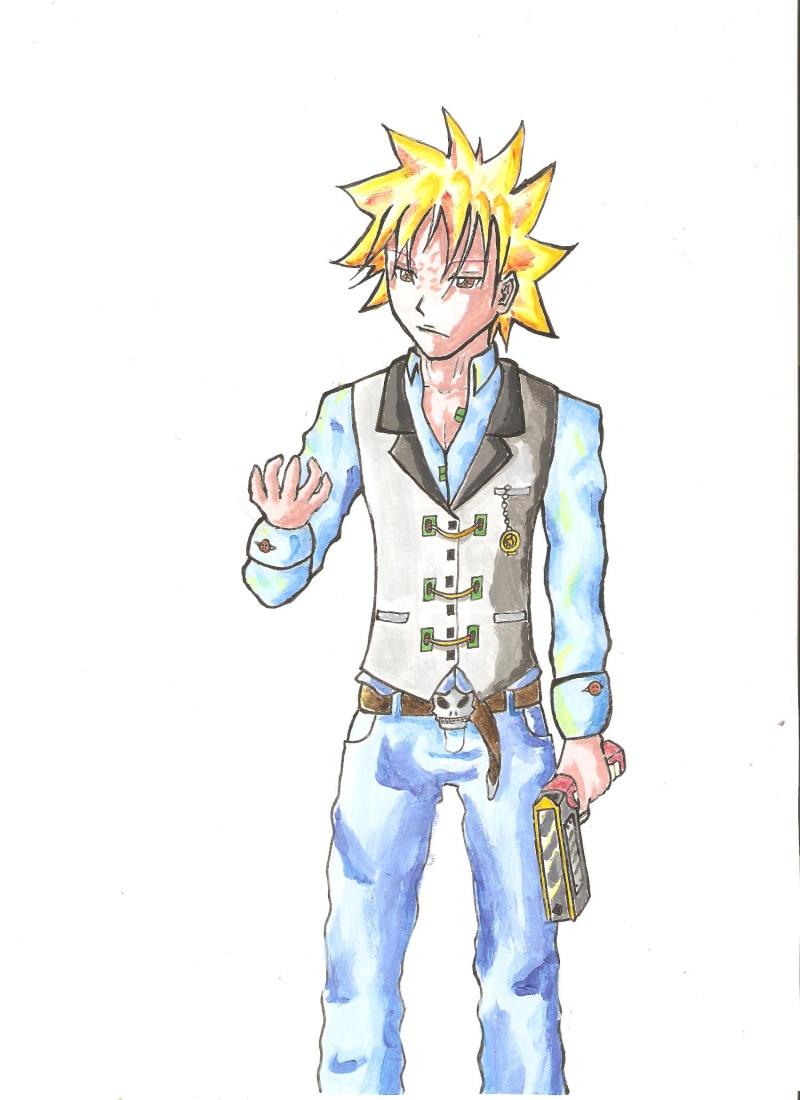 Mes dessins: Ji-san Image_19