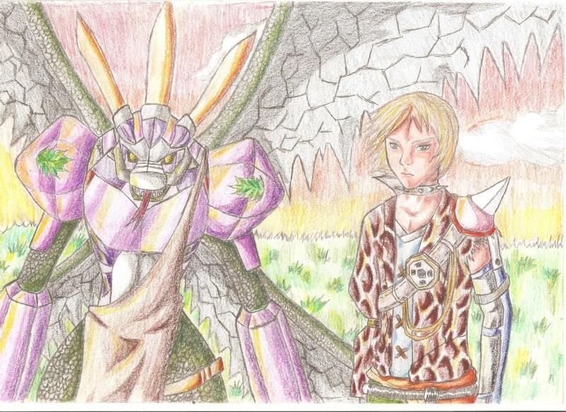 Mes dessins: Ji-san Image_30
