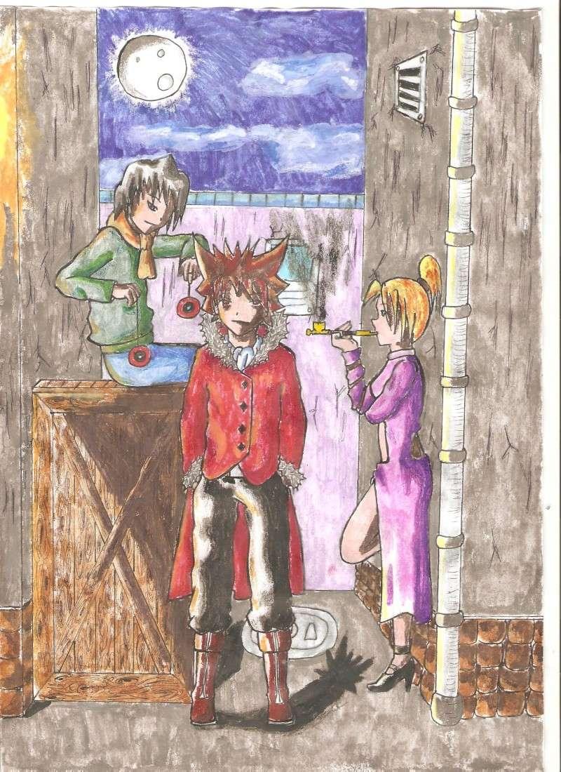 Mes dessins: Ji-san - Page 2 Image_33