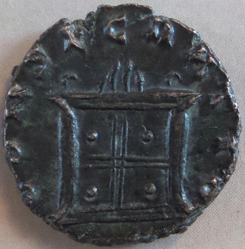 Confirmation & identification Claude II REVERS CONSECRATIO . 2019-113