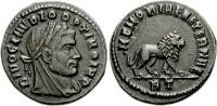 Claude II Le Gothique frappé sous Constantin Ier 97-76010