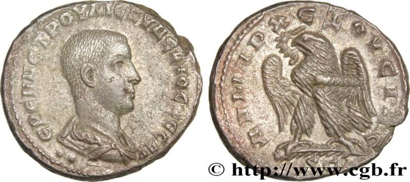 et un empereur dont c'est la première fois que je vois la tête, heu je veux dire le buste Bpv_5410