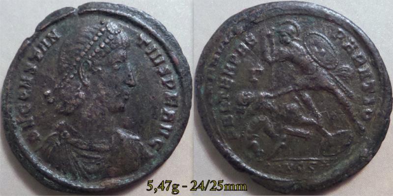 Les Constances II, ses Césars et ces opposants par Rayban35 - Page 10 Charg115