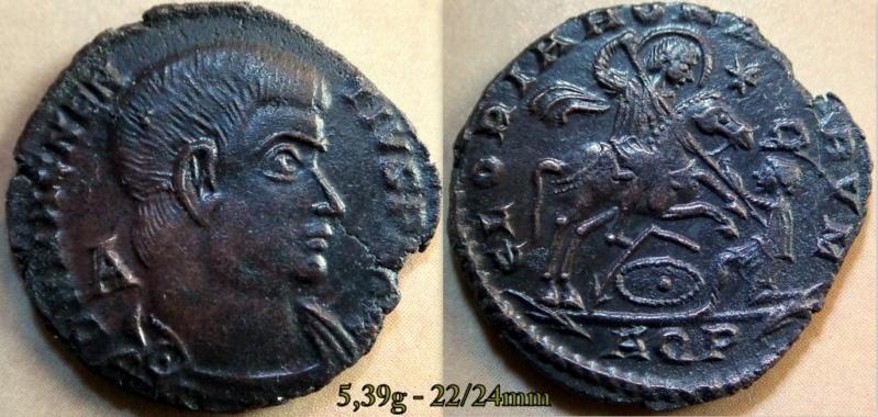 Les Constances II, ses Césars et ces opposants par Rayban35 - Page 10 Charg119