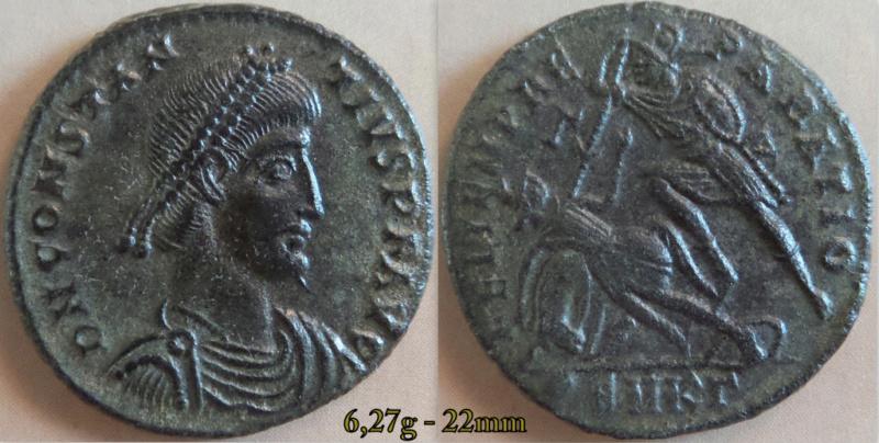 Les Constances II, ses Césars et ces opposants par Rayban35 - Page 13 Charg152