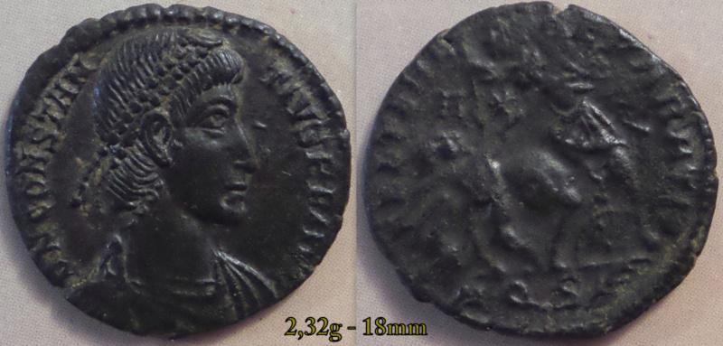 Les Constances II, ses Césars et ces opposants par Rayban35 - Page 13 Charg155