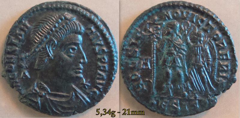 Les Constances II, ses Césars et ces opposants par Rayban35 - Page 13 Charg160