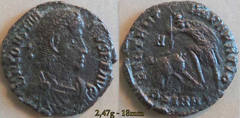 Les Constances II, ses Césars et ces opposants par Rayban35 - Page 13 Charg162