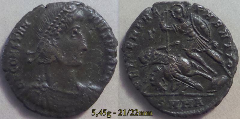 Les Constances II, ses Césars et ces opposants par Rayban35 - Page 13 Charg163