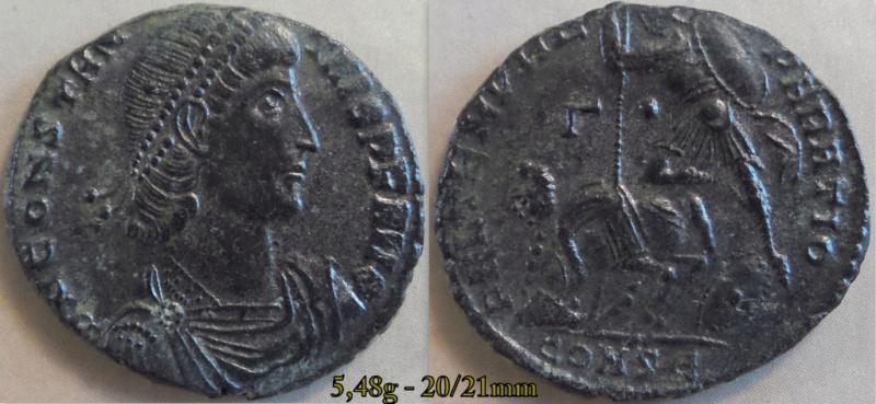 Les Constances II, ses Césars et ces opposants par Rayban35 - Page 14 Charg173