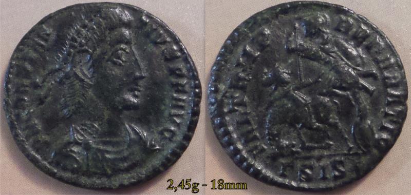 Les Constances II, ses Césars et ces opposants par Rayban35 - Page 14 Charg176
