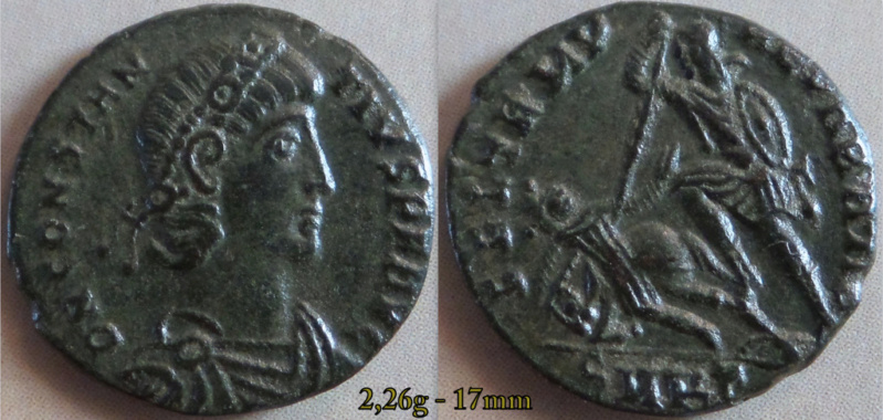 Les Constances II, ses Césars et ces opposants par Rayban35 - Page 14 Charg179