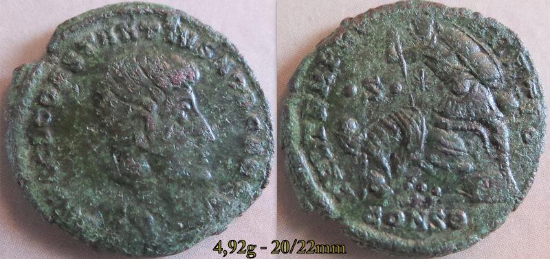 Les Constances II, ses Césars et ces opposants par Rayban35 - Page 14 Charg186