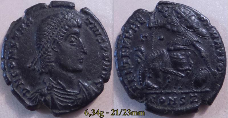 Les Constances II, ses Césars et ces opposants par Rayban35 - Page 17 Charg215