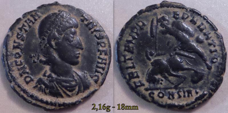 Les Constances II, ses Césars et ces opposants par Rayban35 - Page 17 Charg219