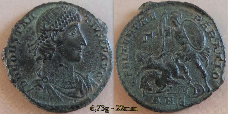 Les Constances II, ses Césars et ces opposants par Rayban35 - Page 17 Charg225