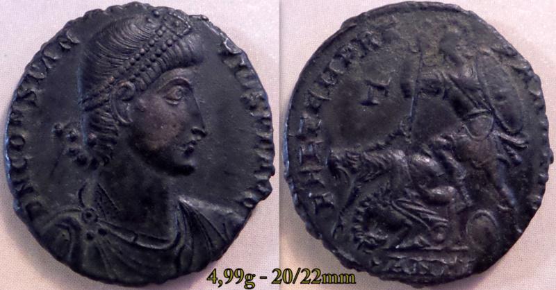 Les Constances II, ses Césars et ces opposants par Rayban35 - Page 17 Charg227