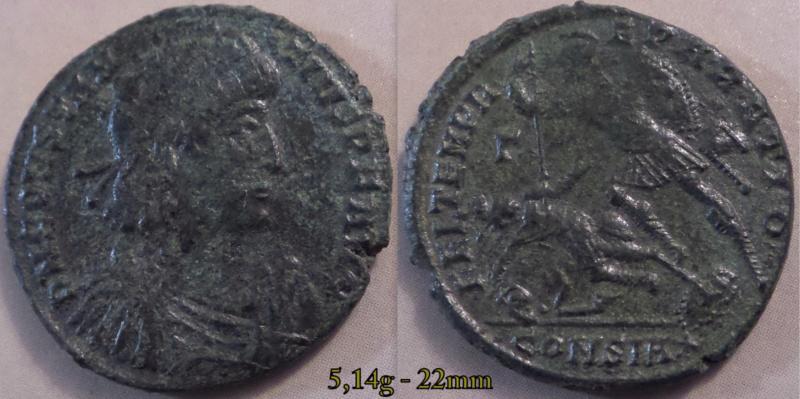 Les Constances II, ses Césars et ces opposants par Rayban35 - Page 17 Charg231
