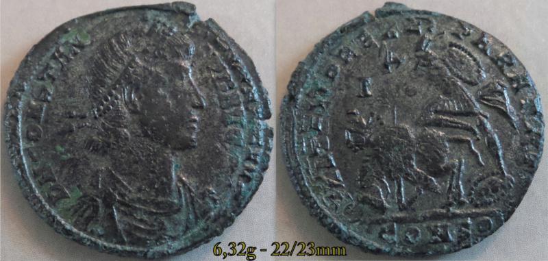 Les Constances II, ses Césars et ces opposants par Rayban35 - Page 18 Charg233