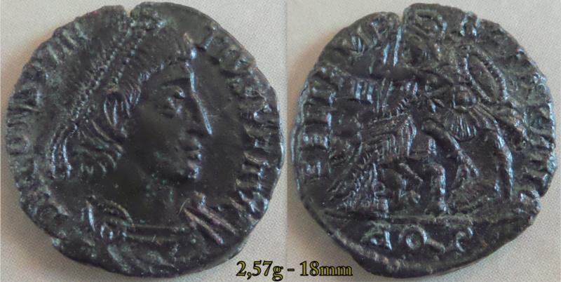 Les Constances II, ses Césars et ces opposants par Rayban35 - Page 18 Charg243