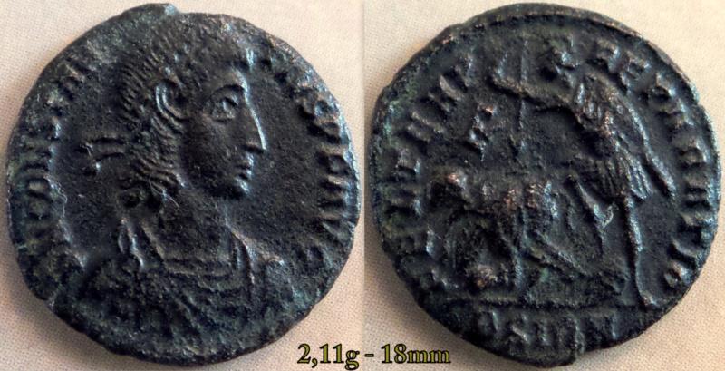 Les Constances II, ses Césars et ces opposants par Rayban35 - Page 18 Charg254
