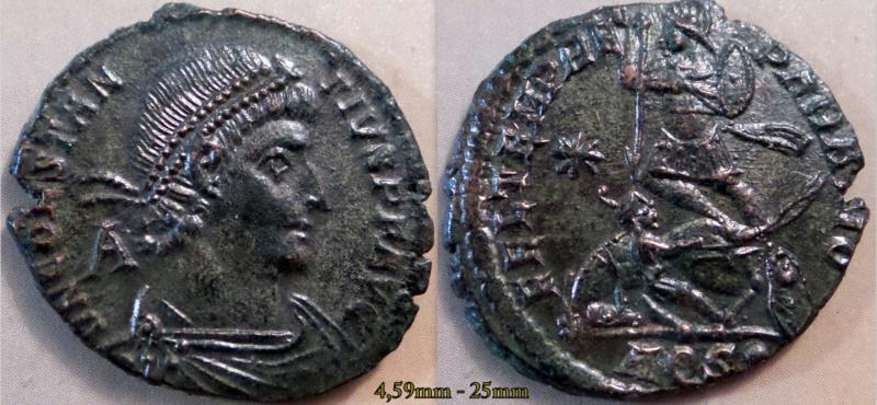 Les Constances II, ses Césars et ces opposants par Rayban35 - Page 19 Charg256