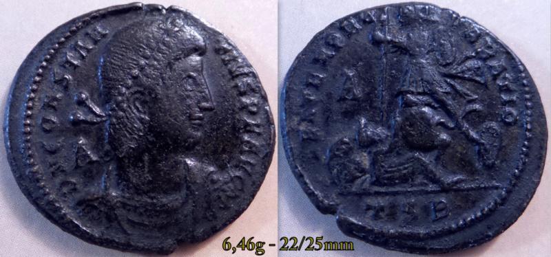 Les Constances II, ses Césars et ces opposants par Rayban35 - Page 19 Charg258