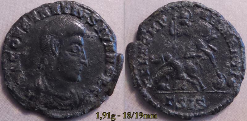 Les Constances II, ses Césars et ces opposants par Rayban35 - Page 19 Charg260