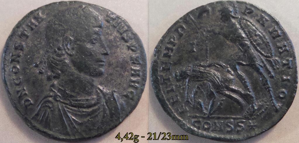 Les Constances II, ses Césars et ces opposants par Rayban35 - Page 19 Charg270