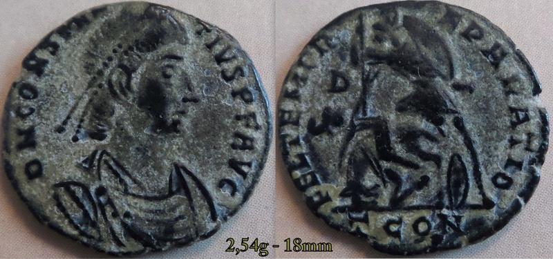 Les Constances II, ses Césars et ces opposants par Rayban35 - Page 3 Charge11
