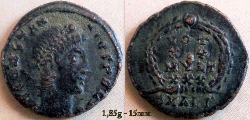 Les Constances II, ses Césars et ces opposants par Rayban35 - Page 4 Charge16