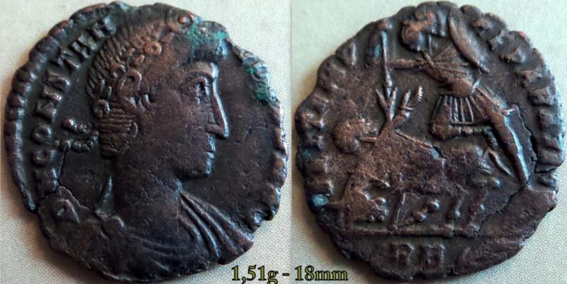 Les Constances II, ses Césars et ces opposants par Rayban35 - Page 4 Charge20
