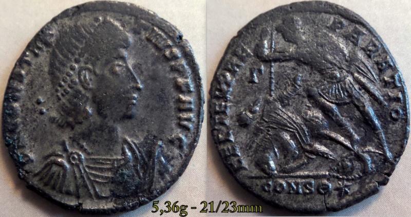 Les Constances II, ses Césars et ces opposants par Rayban35 - Page 4 Charge21