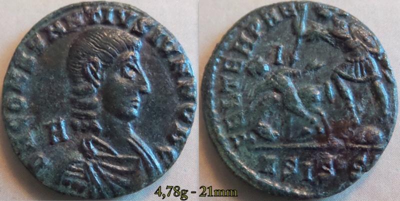 Les Constances II, ses Césars et ces opposants par Rayban35 - Page 4 Charge22