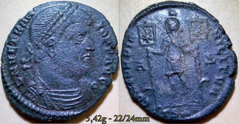 Les Constances II, ses Césars et ces opposants par Rayban35 - Page 4 Charge25