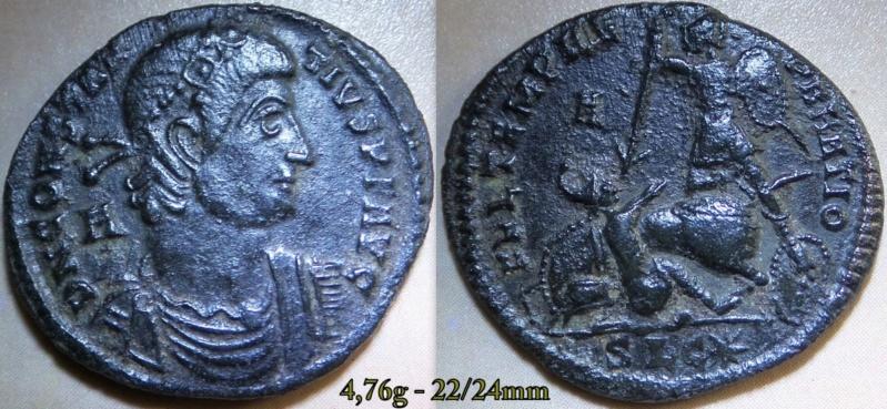 Les Constances II, ses Césars et ces opposants par Rayban35 - Page 5 Charge28