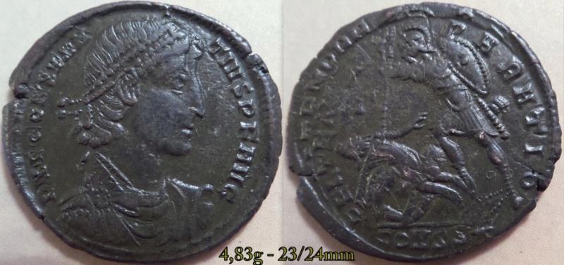 Les Constances II, ses Césars et ces opposants par Rayban35 - Page 5 Charge34