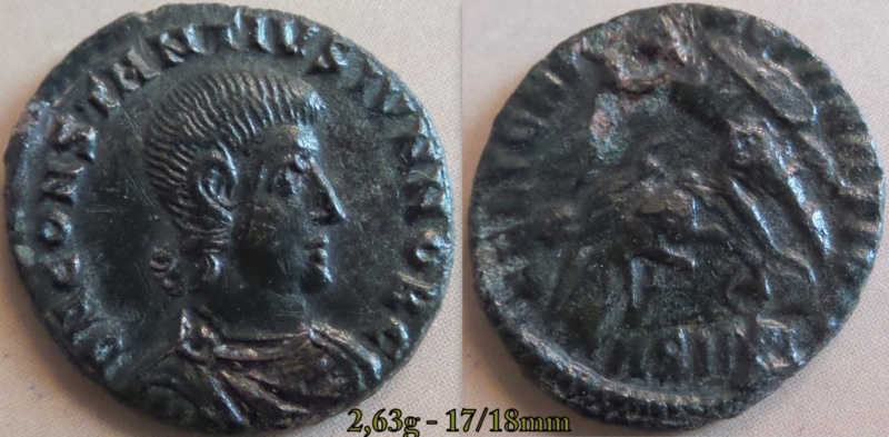 Les Constances II, ses Césars et ces opposants par Rayban35 - Page 5 Charge36