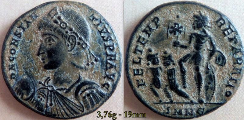Les Constances II, ses Césars et ces opposants par Rayban35 - Page 5 Charge37